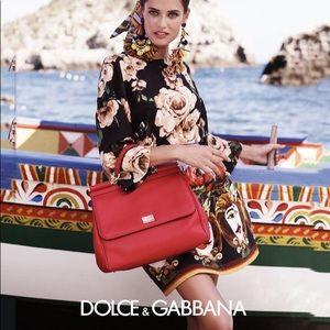 "🆕 Dolce & Gabbana Gorgeous ""Miss Sicily"" Bag👜"